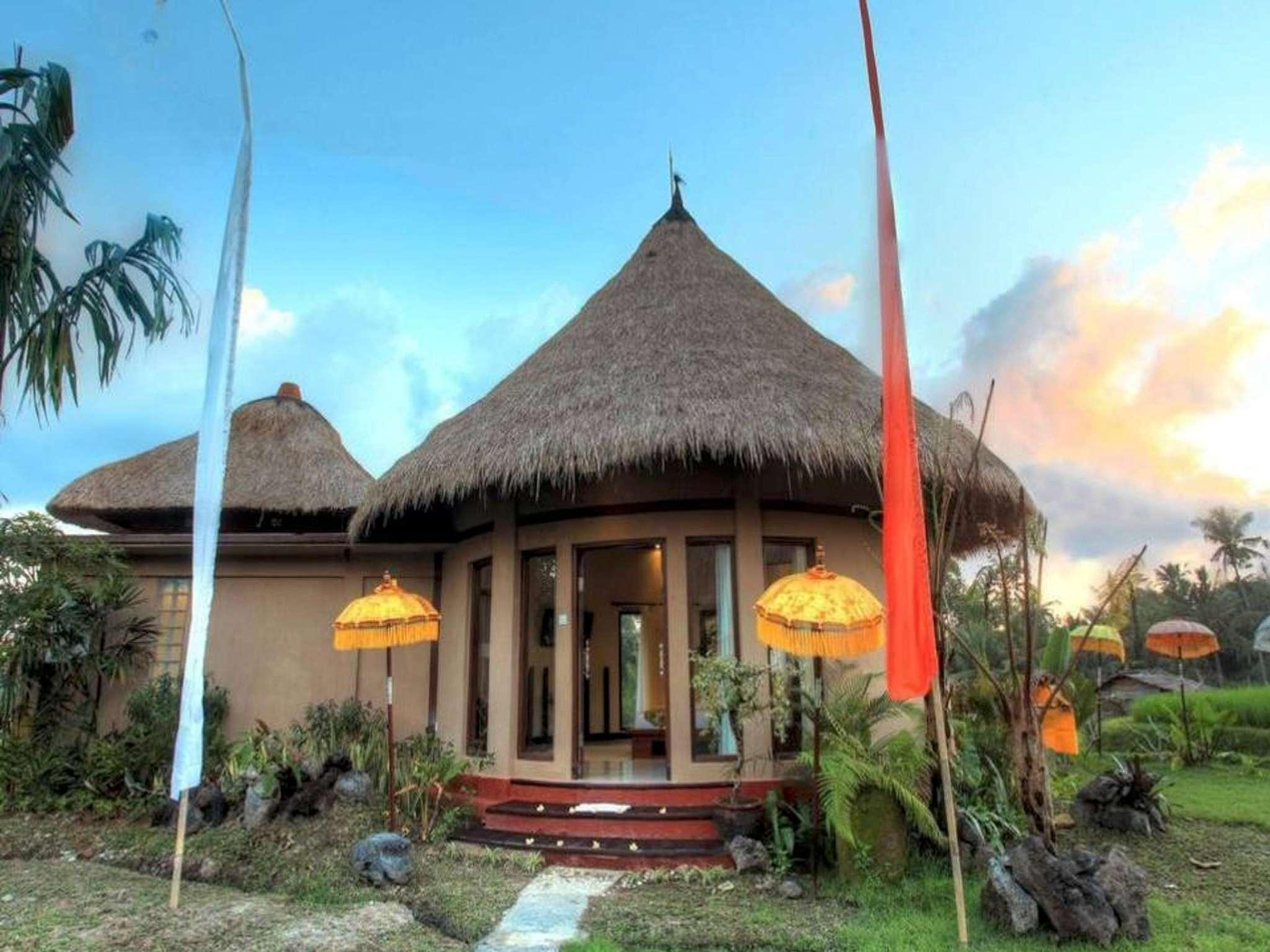 5 Bedroom Villa Traditional Rice At Ubud