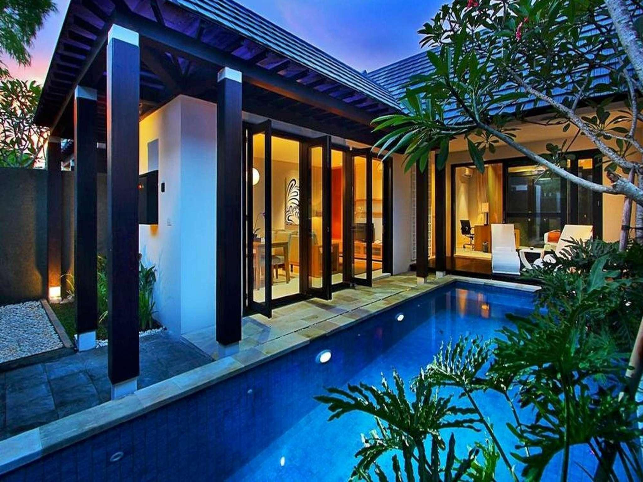 1 BDR Luxury Villa With Private Pool In Seminyak