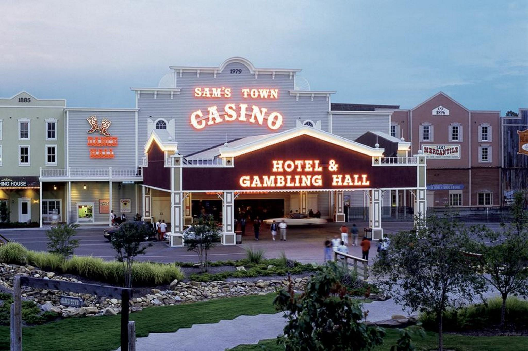 Sam's Town Hotel And Gambling Hall Tunica