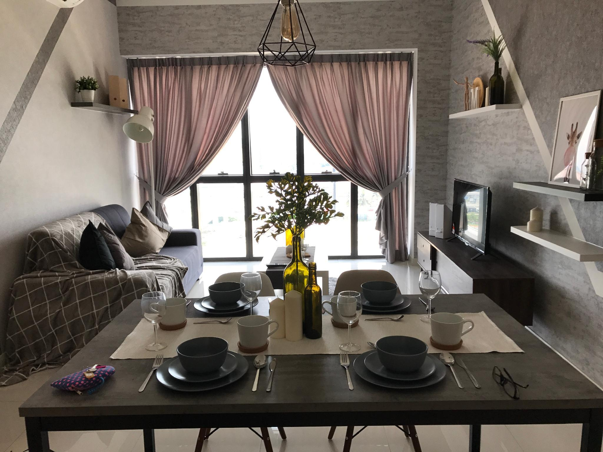 Beautiful 1ROOM Stay In Center Of Petaling Jaya