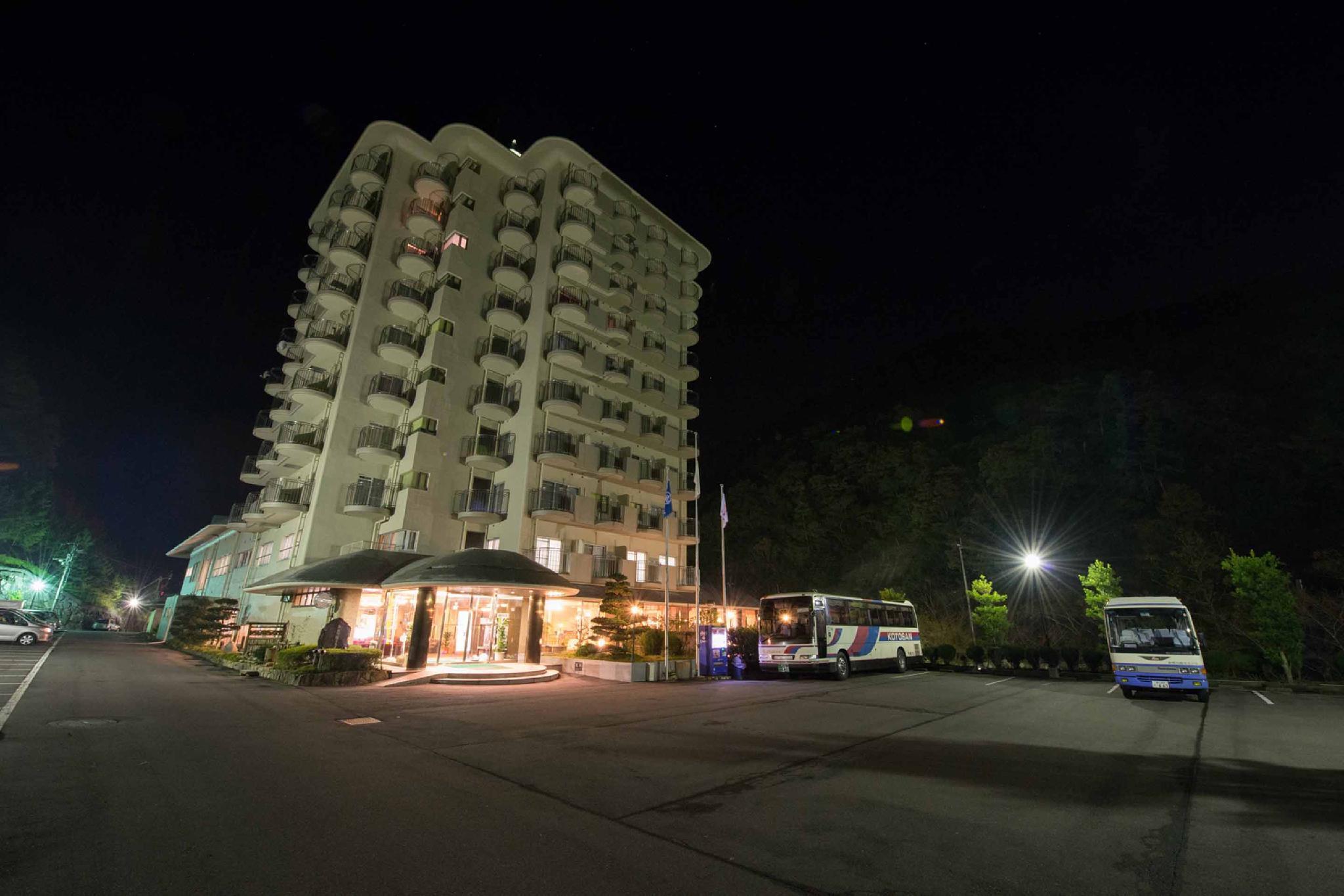 Shin Kabakawa Kanko Hotel