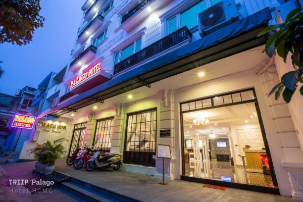 Palago Hotel Ho Chi Minh City