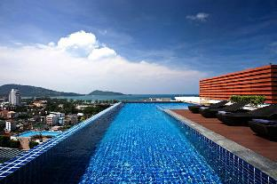 %name Studio Garden Access with Infinity Pool Patong ภูเก็ต