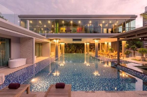 Bathtub on Balcony 2 BDR @ Bangtao Regent Phuket