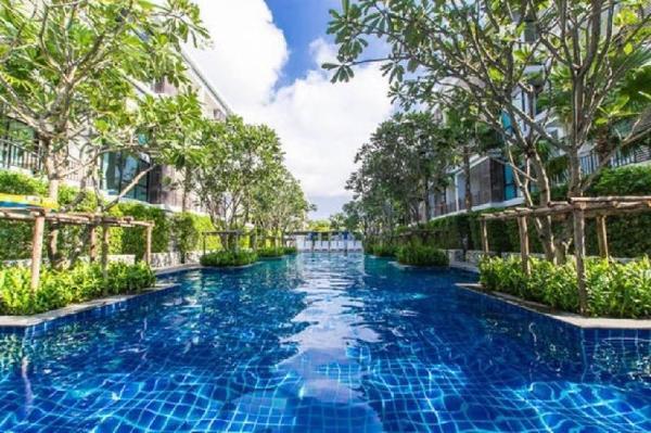 Near Beach Pool Access 2 BDR @ The Title Rawai Phuket