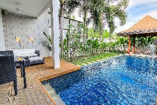%name 3 BDR Pool Villa Oxygen style  Naiharn ภูเก็ต