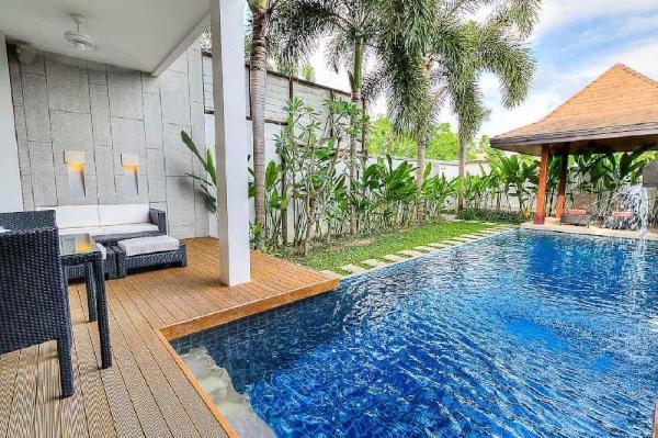 3 BDR Pool Villa Oxygen style @ Naiharn Phuket