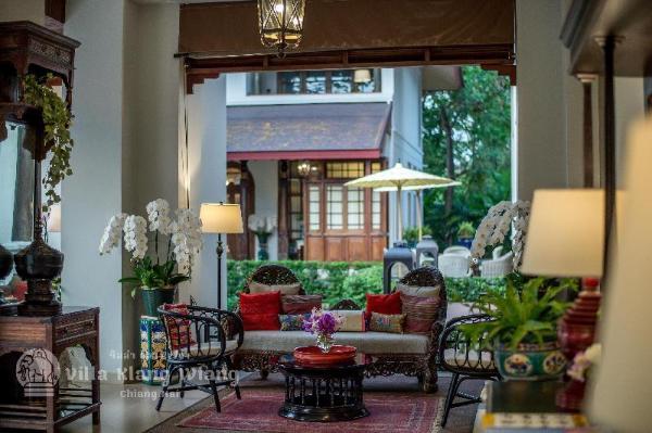 Villa Klang Wiang Chiang Mai