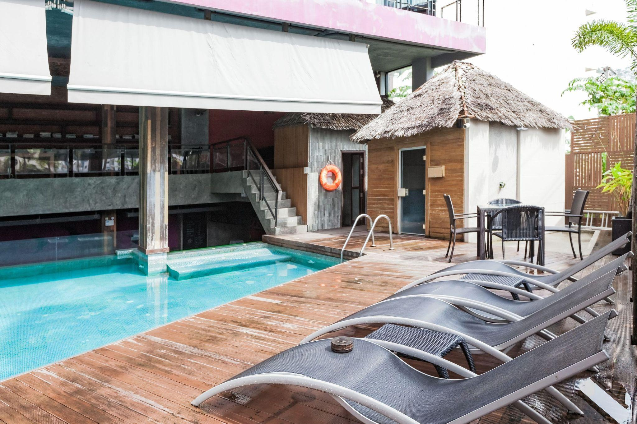 ZEN Rooms Patong Sai Kor Road