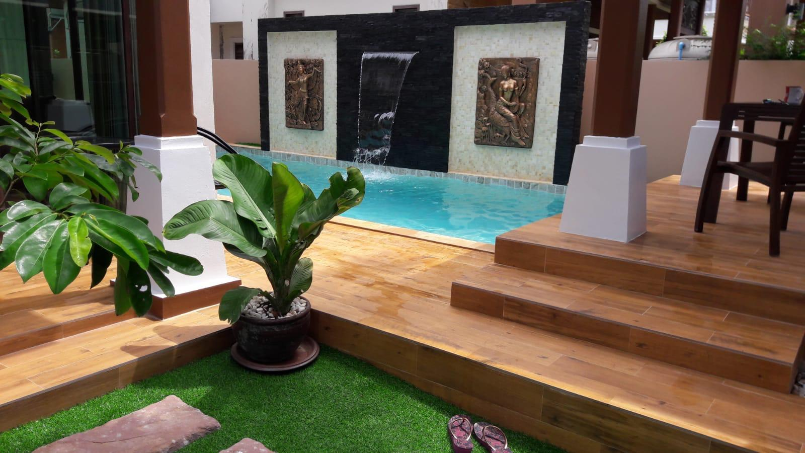 Patong Private Pool Villa 4 Bedrooms