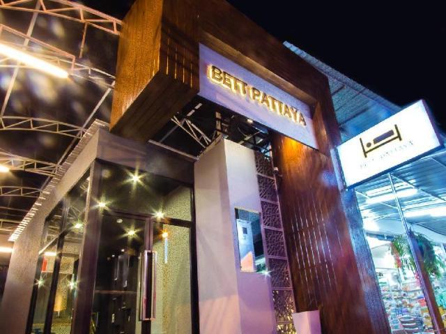 โรงแรมเบท พัทยา – Bett Pattaya Hotel