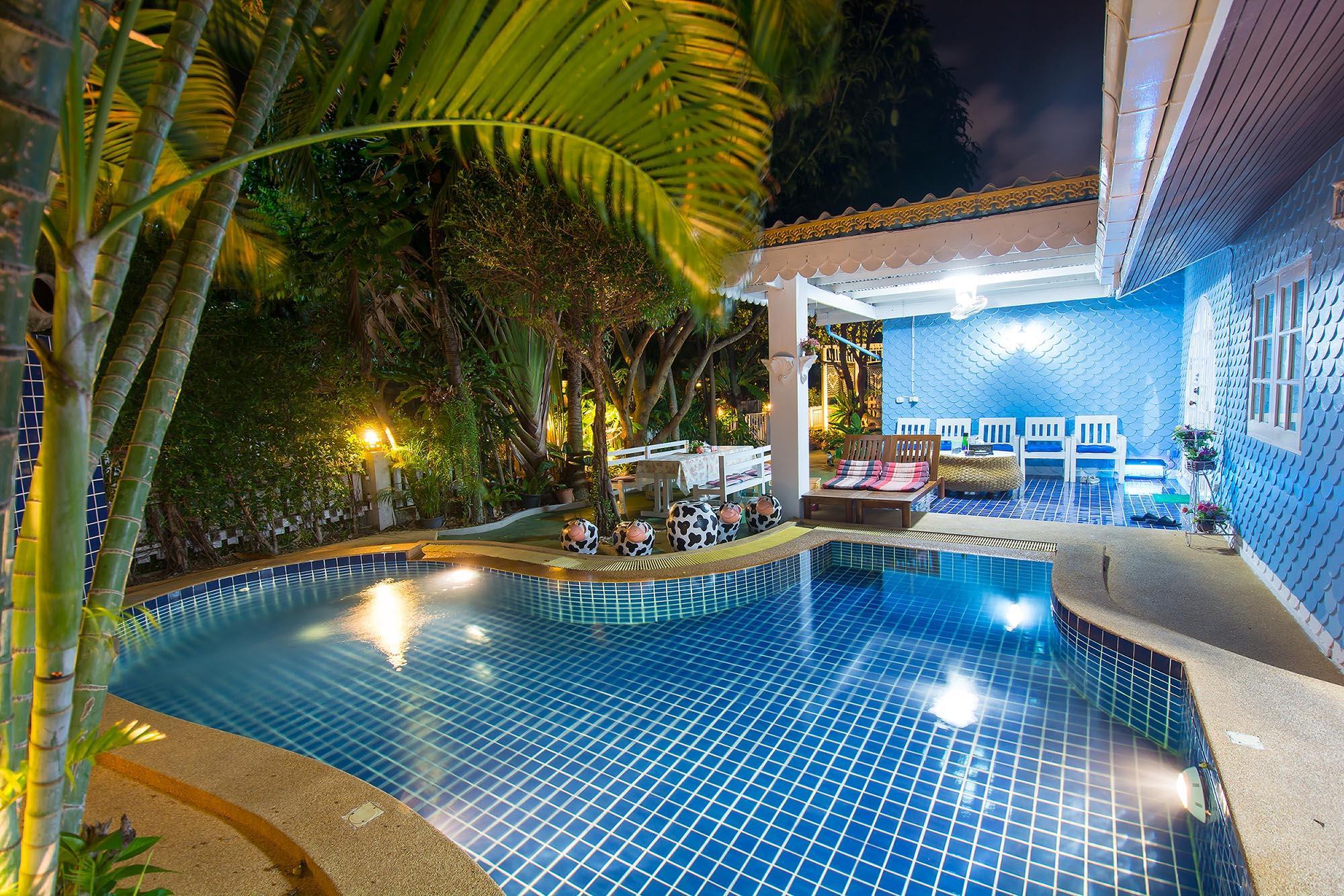Angel Pool Villa