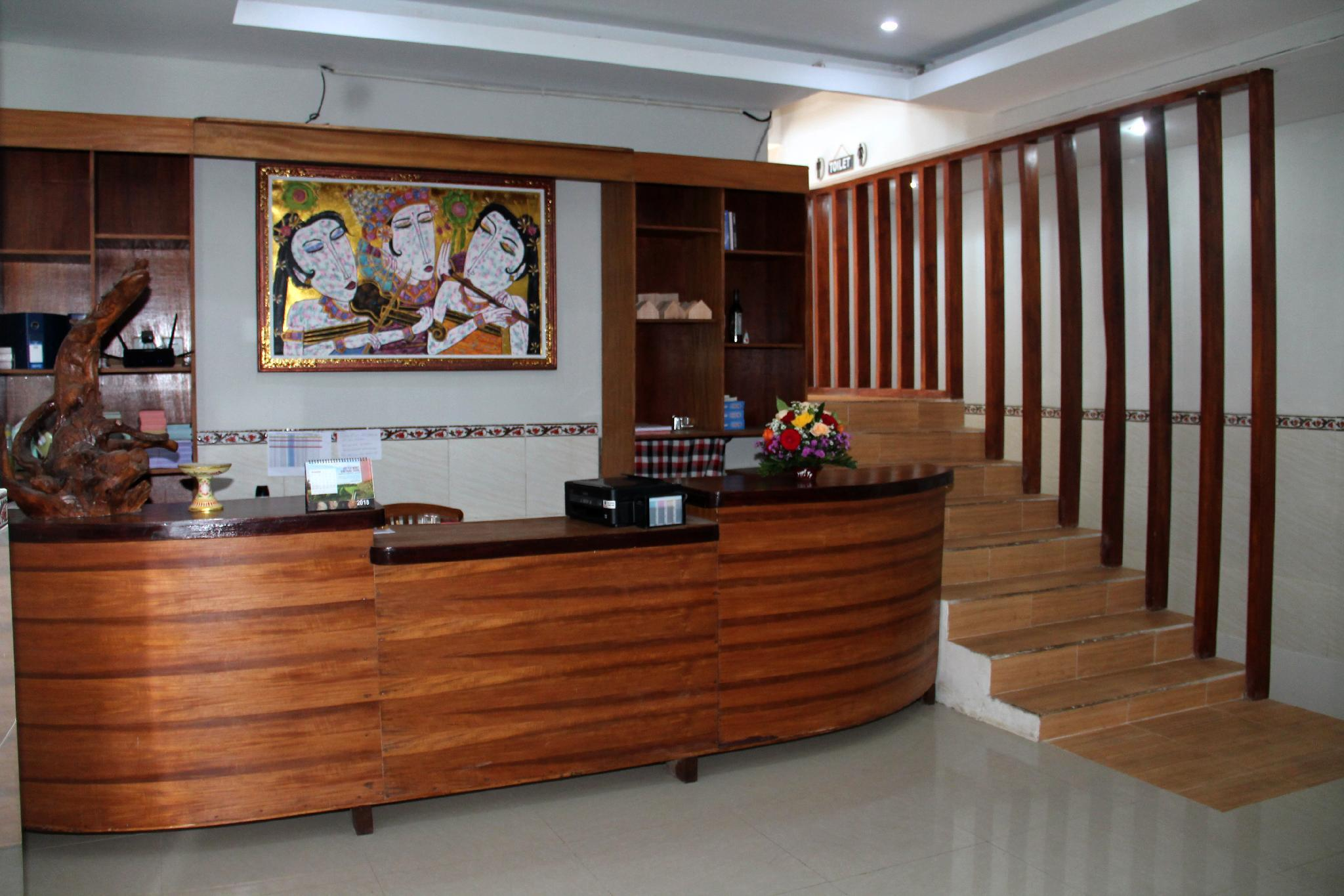 Caldera Hotel & Restaurant