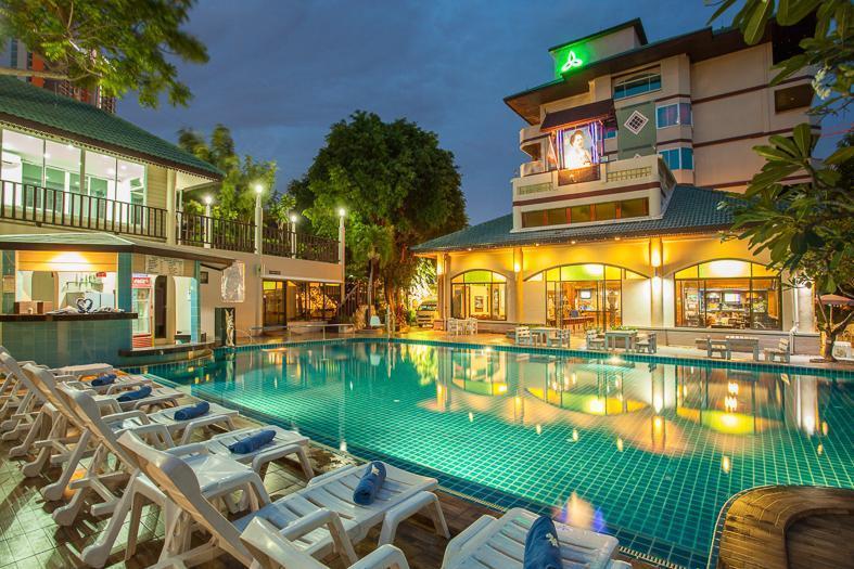 Diana Garden Resort ไดอาน่า การ์เด้น รีสอร์ท