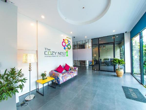 The Cozy Nest Boutique Rooms Guest House Phayao