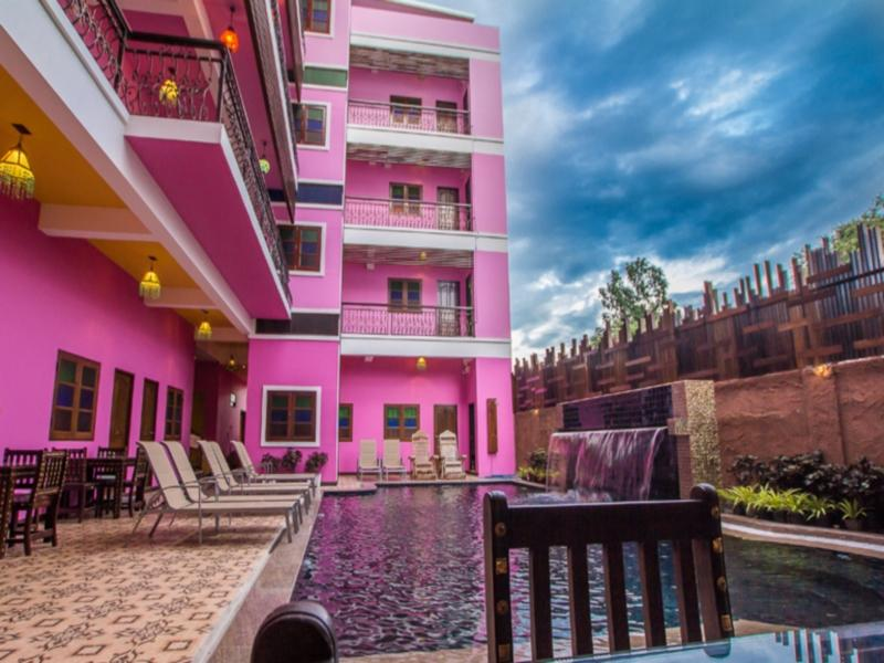 Hotel Murah di Chang Phuak Chiang Mai - Changpuak Boutique House