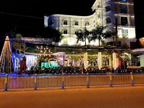 Felix Garden Hotel Ho Chi Minh City