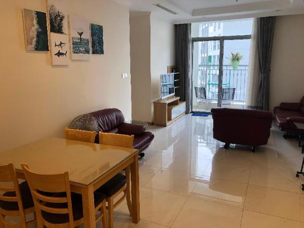 2 Bedroom - 4 Views - 6 Senses @VinhomeCentralPark Ho Chi Minh City