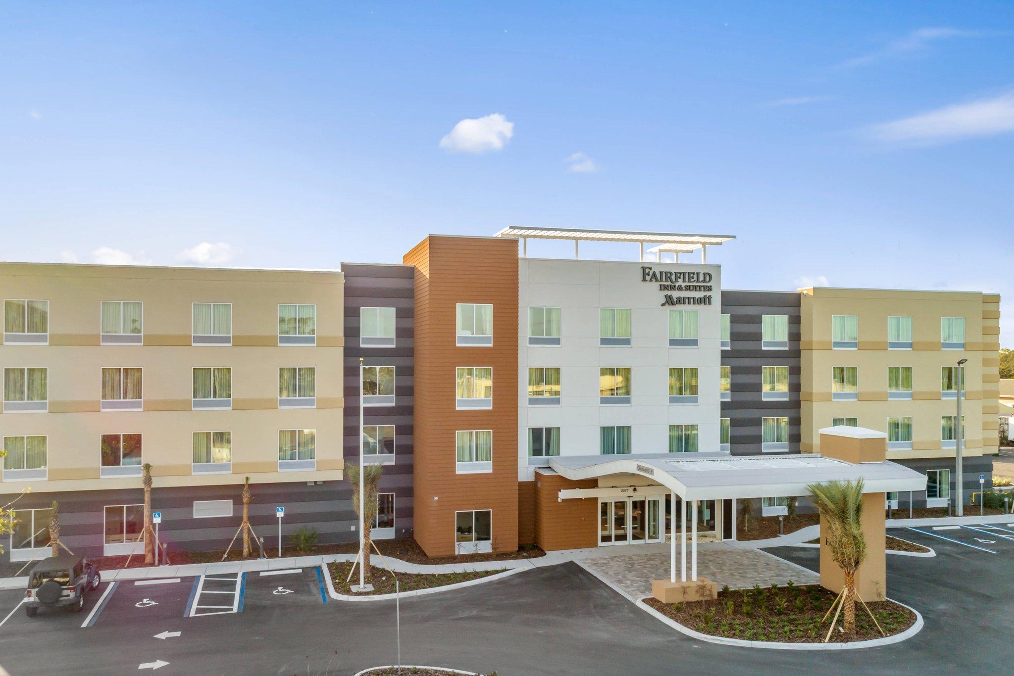 Fairfield Inn And Suites St Petersburg North