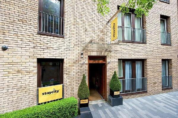 Staycity Aparthotel West End Edinburgh Edinburgh