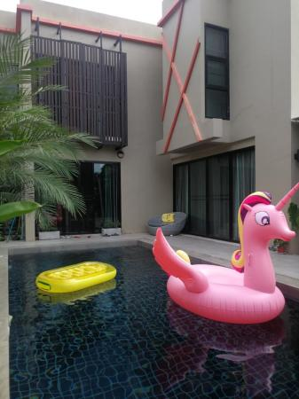 Central Festival Pool Villa Chiang Mai