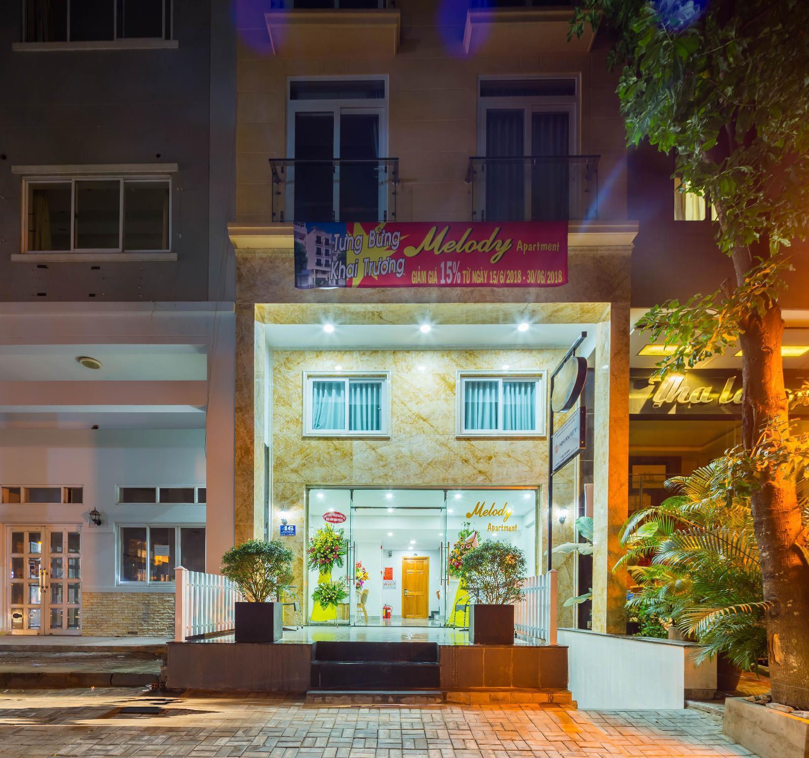 Melody Apartment   Sai Gon