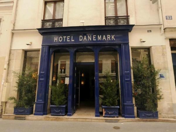 Hotel Danemark Paris