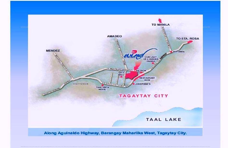 Tagaytay Staycation Classico At 23rd Floor