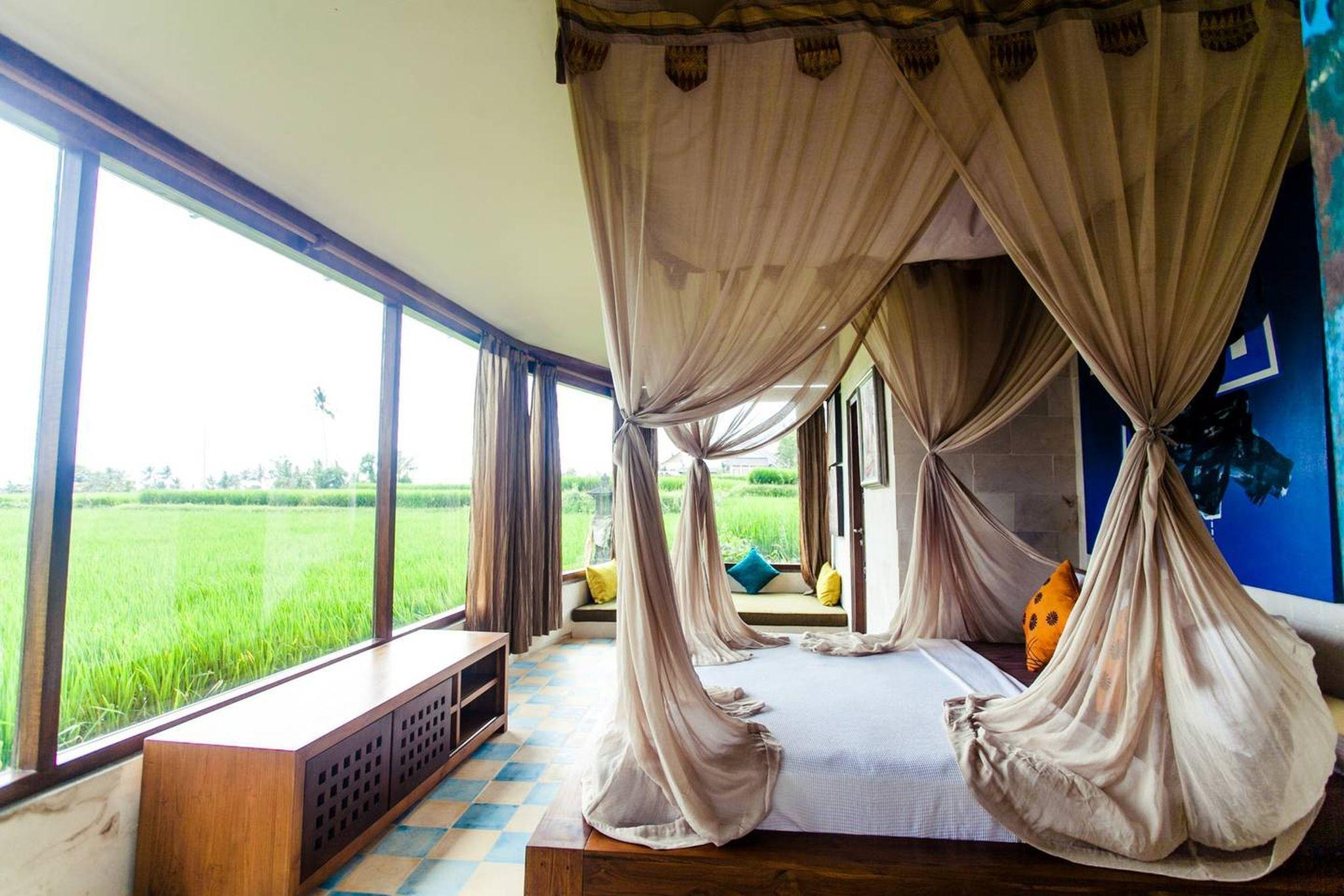 LUXURY RICE PADDY VIEW APARTMENT