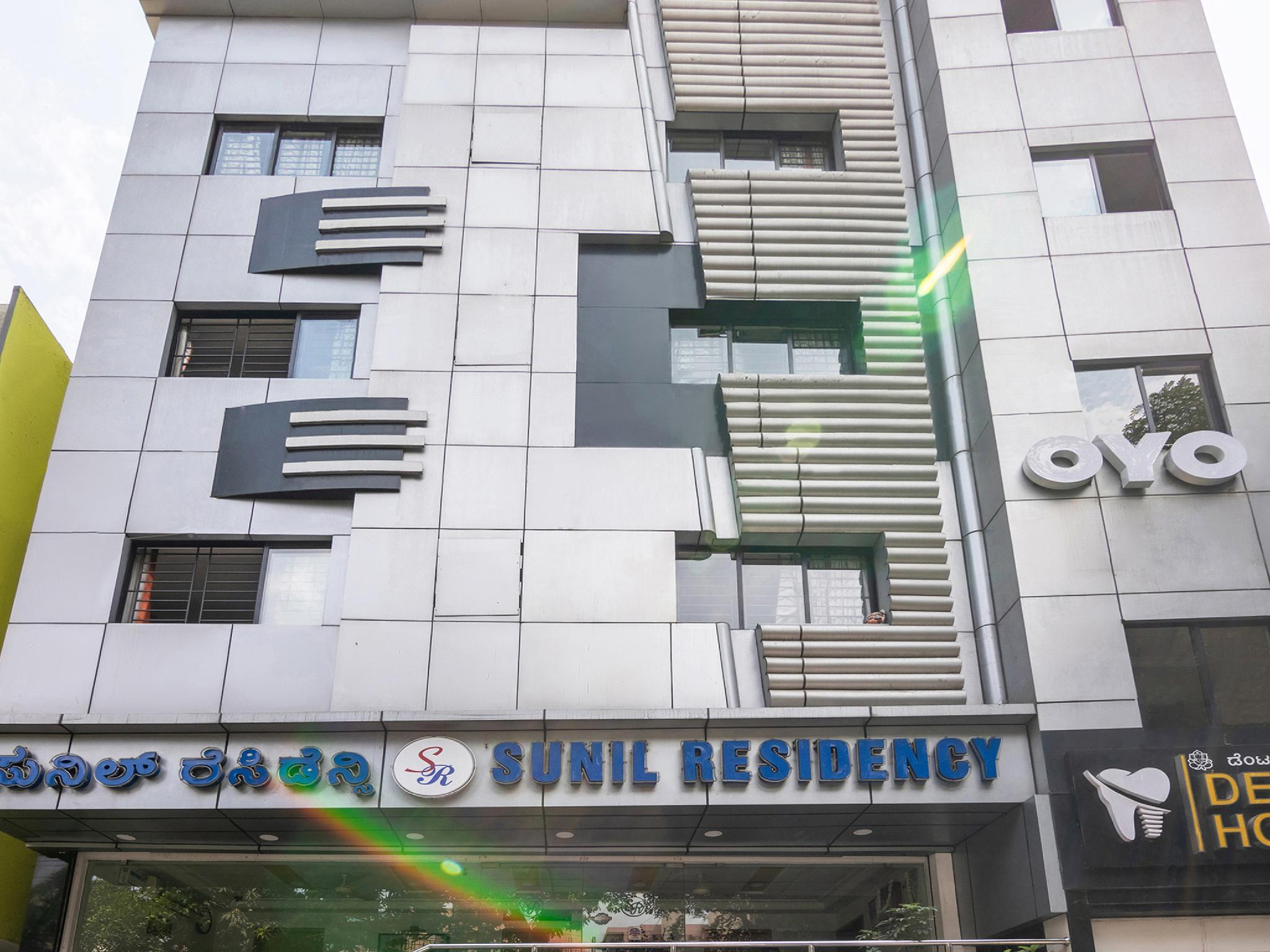 OYO 765 Hotel Sunil Residency