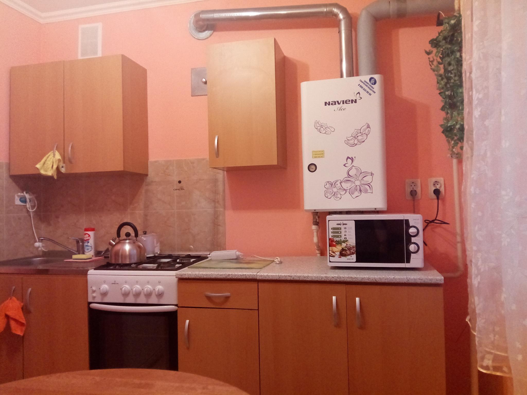 Apartment Near Stadium Samara Arena