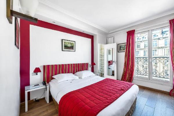 Etoile Park Hotel Paris