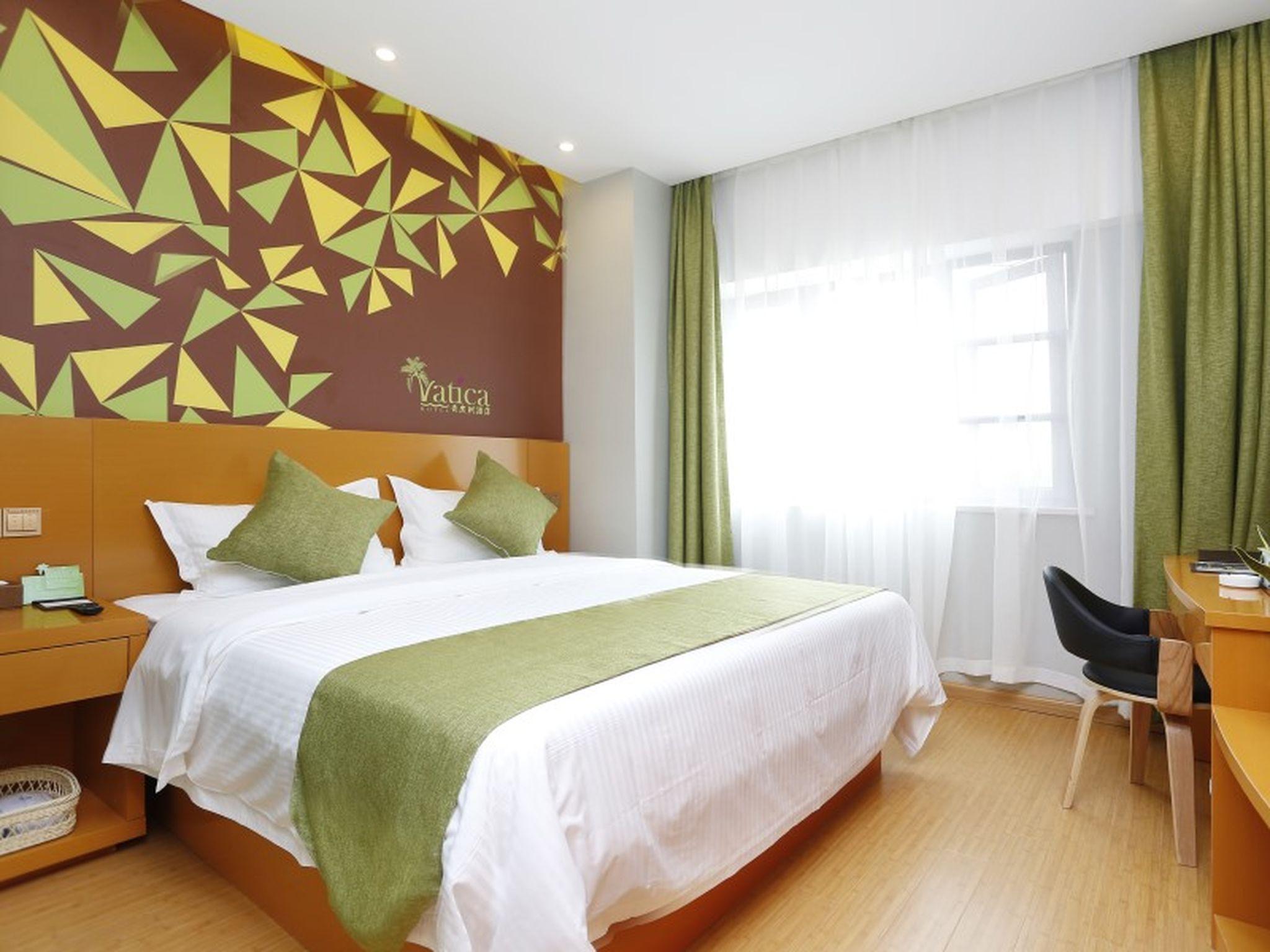 Vatica Hefei Silihe Road Wenyi Bainian Street Hotel