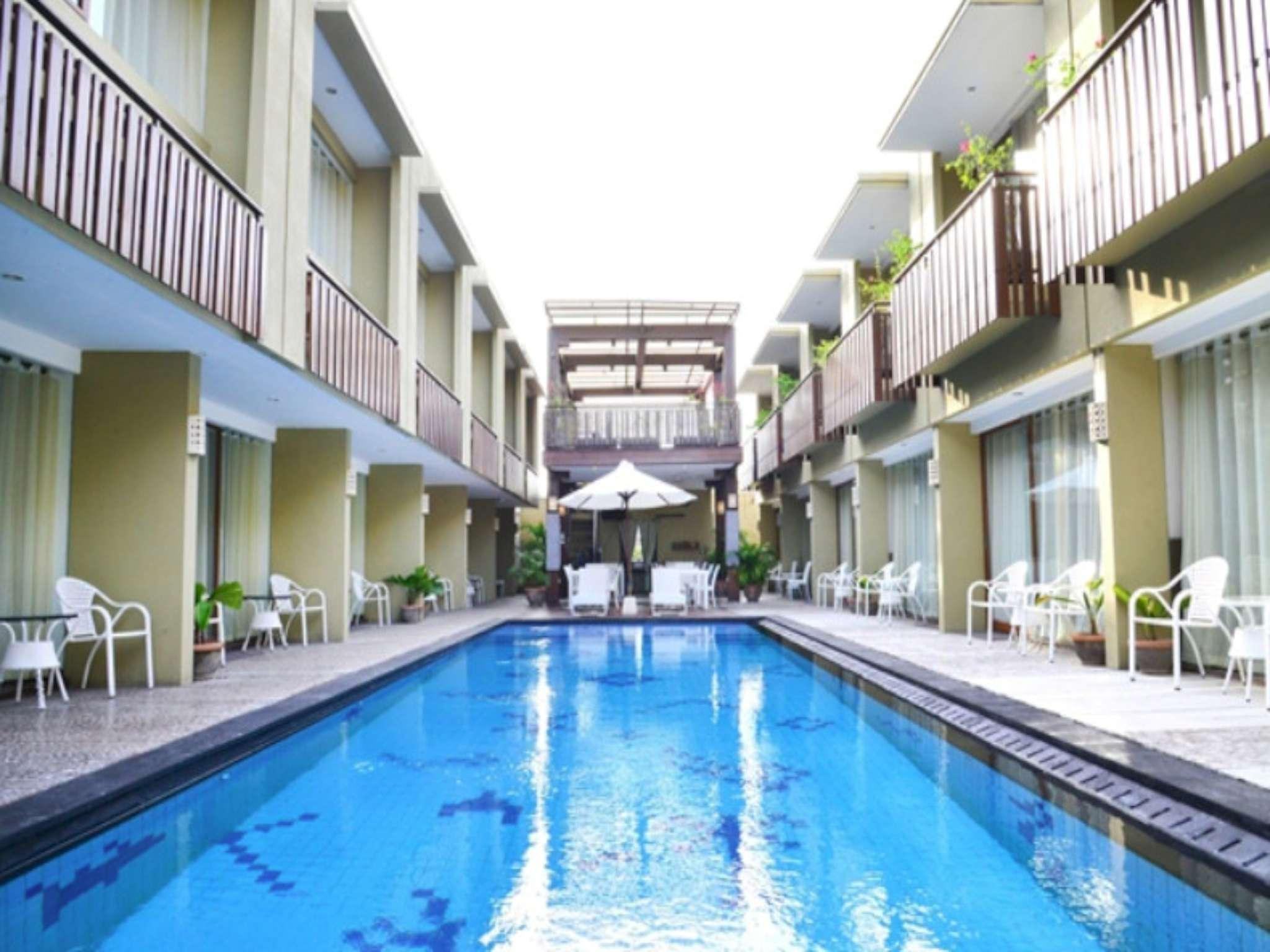 2 Bedroom Suite And Residence Legian