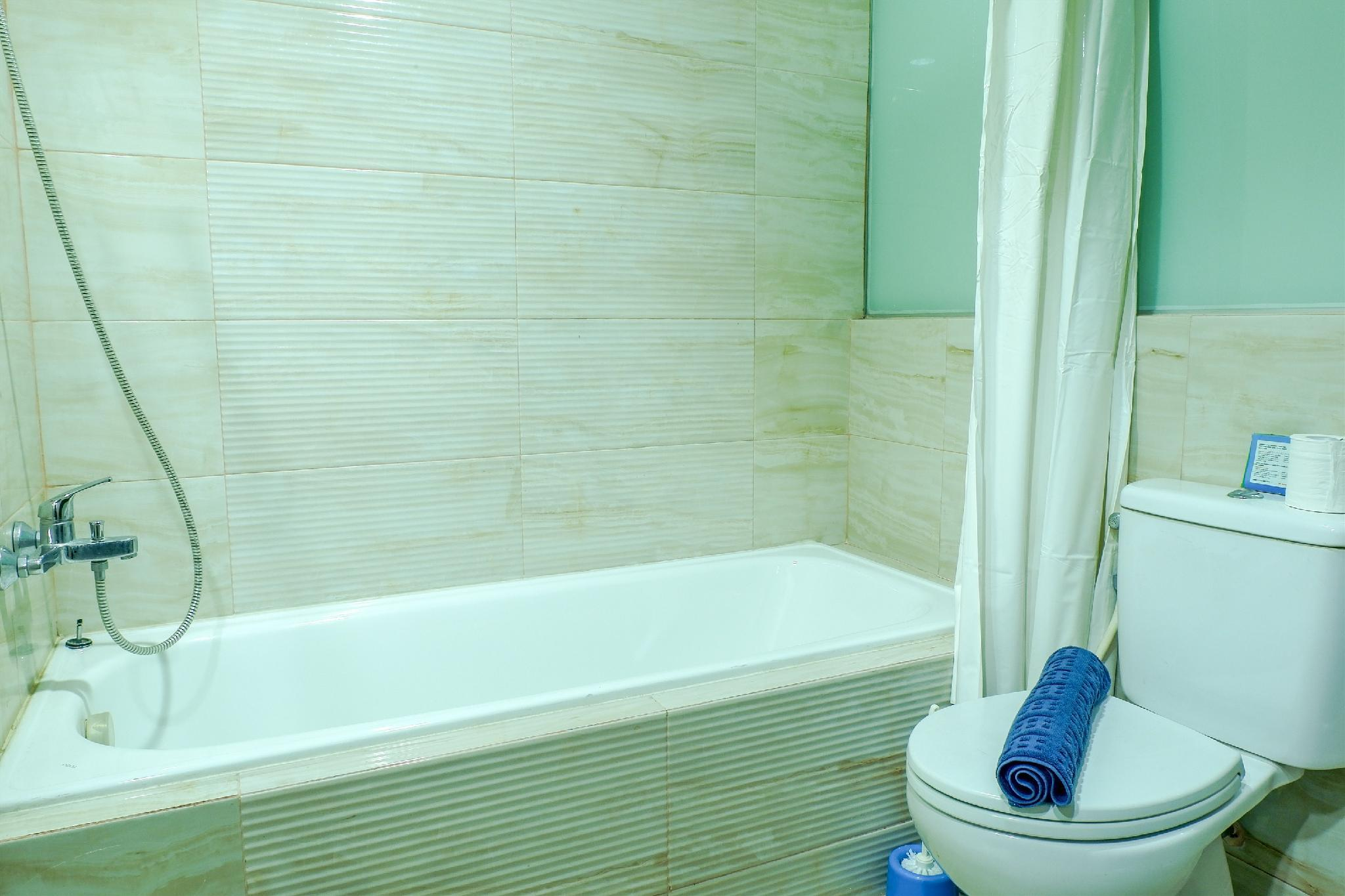 Price 1BR Apt @ Sahid Sudirman Residence By Travelio