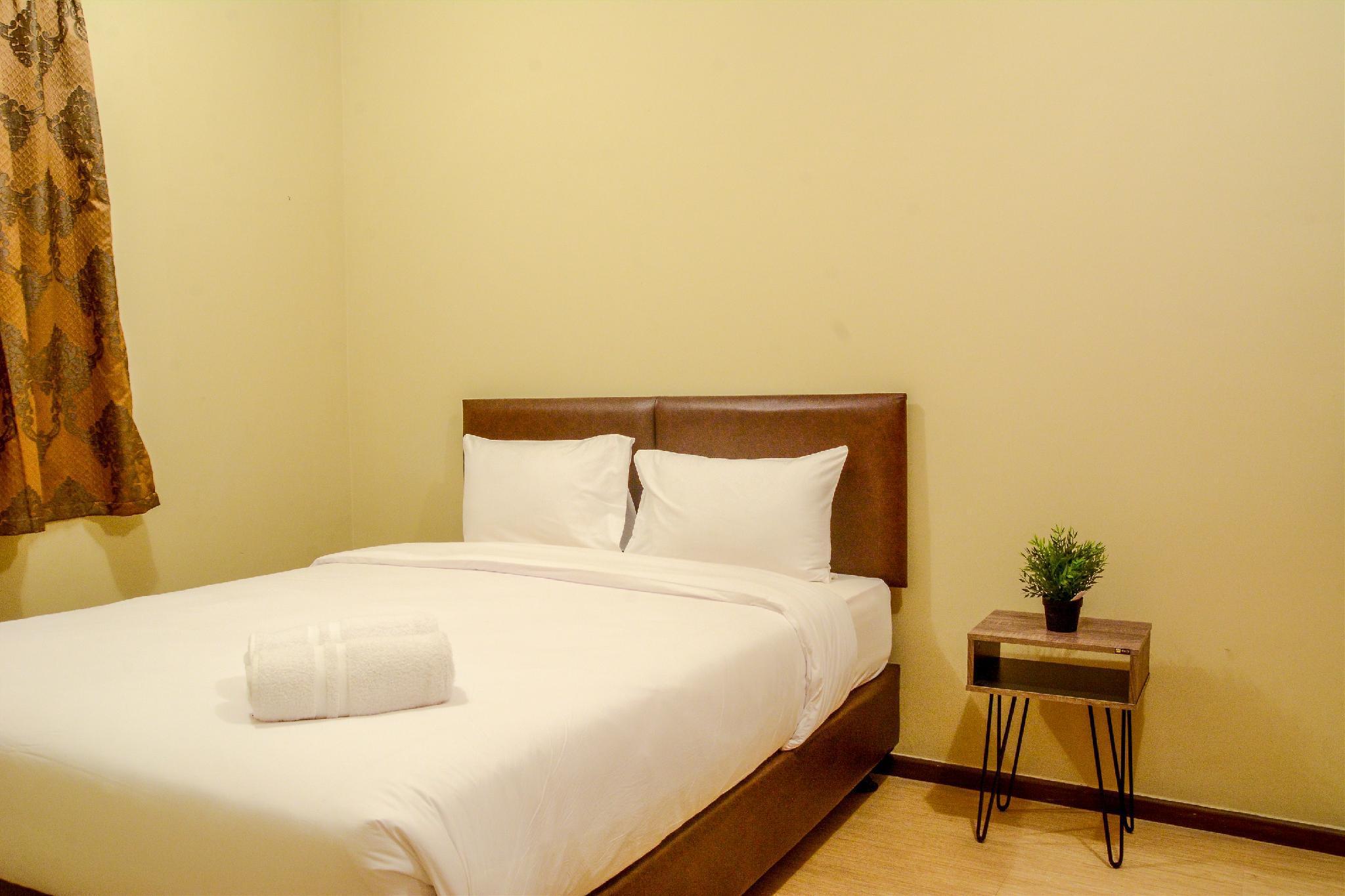 2BR Grand Palace Apartment Kemayoran By Travelio