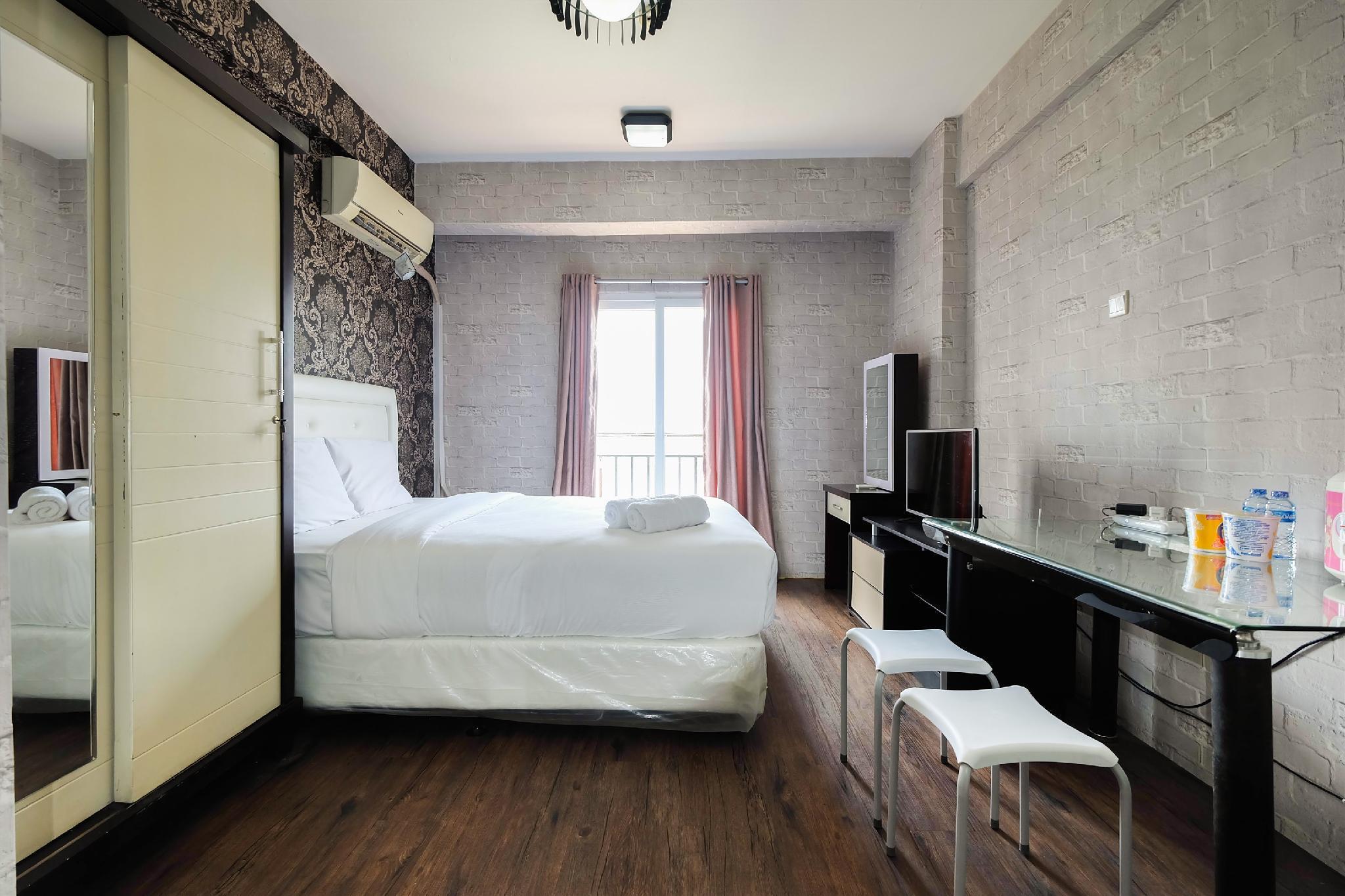Review Studio Sunter Park View Apartment By Travelio