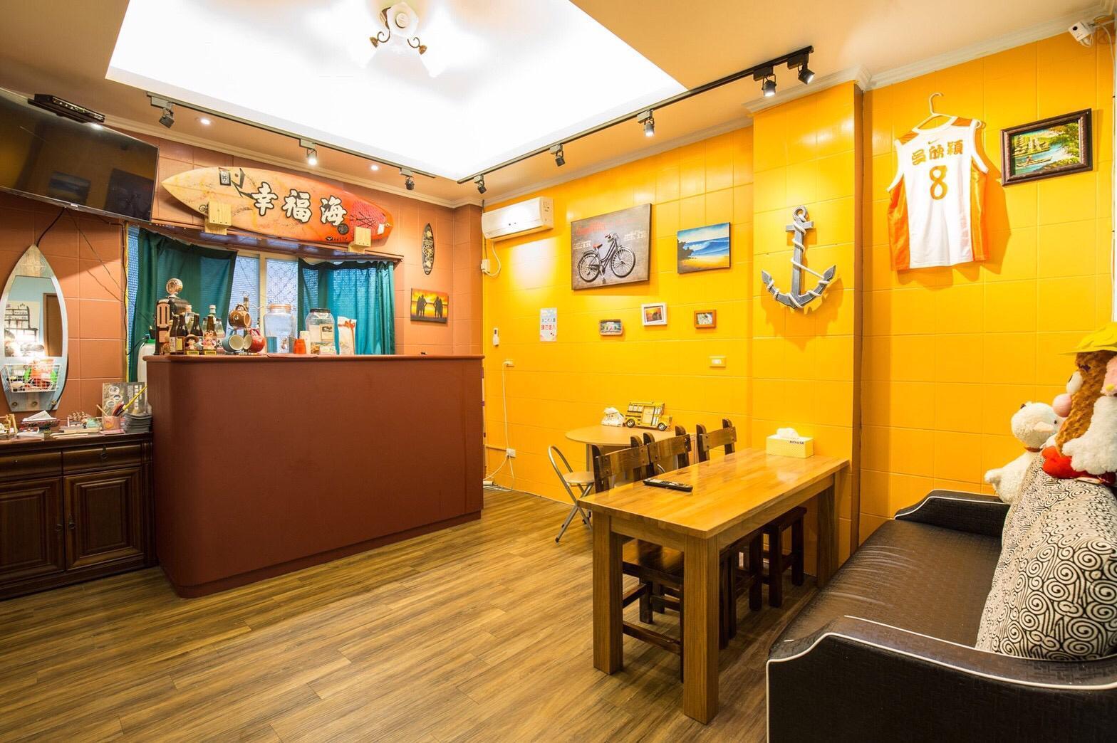 Yilan Xinghai Hai Surfing Hotel