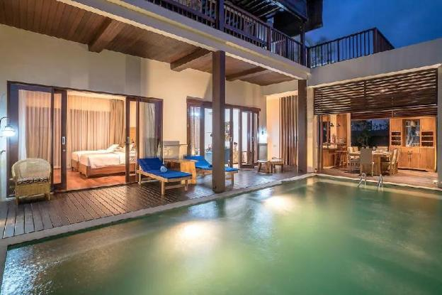 Elegant, Luxury Ocean View Villa #4 by Bukit Vista