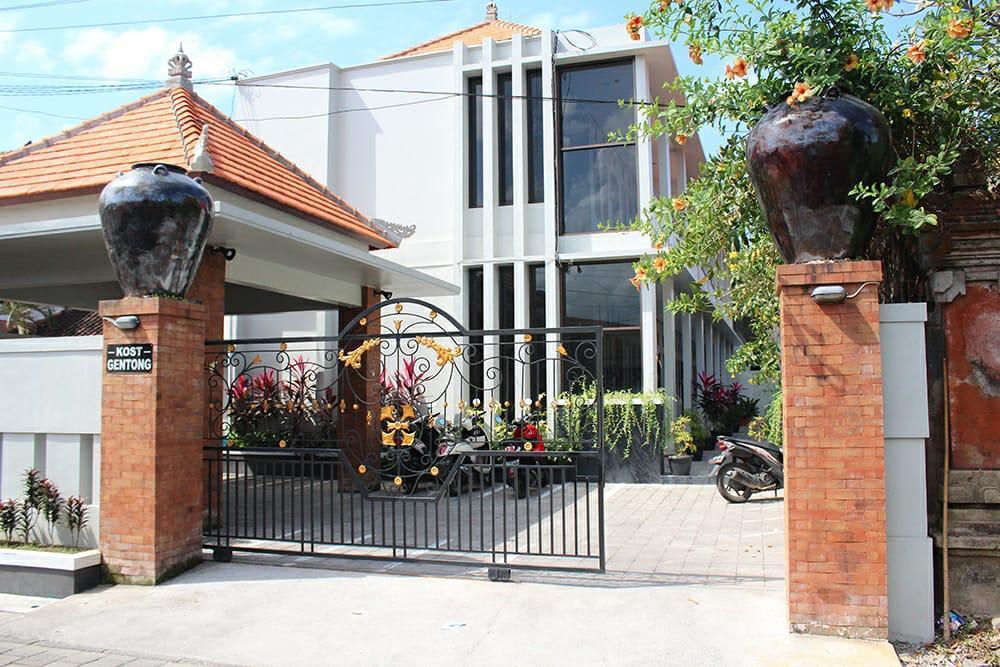 Gentong Kost In City Center Bali