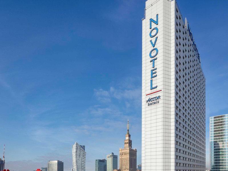 Novotel Warszawa Centrum Hotel