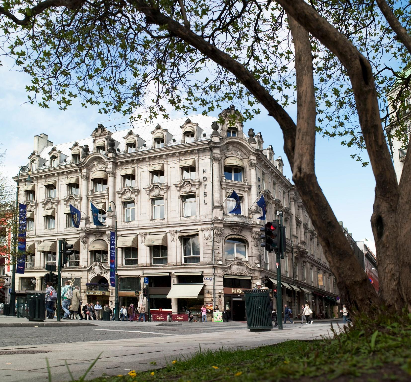 Karl Johan Hotell Sure Hotel Collection By Best Western