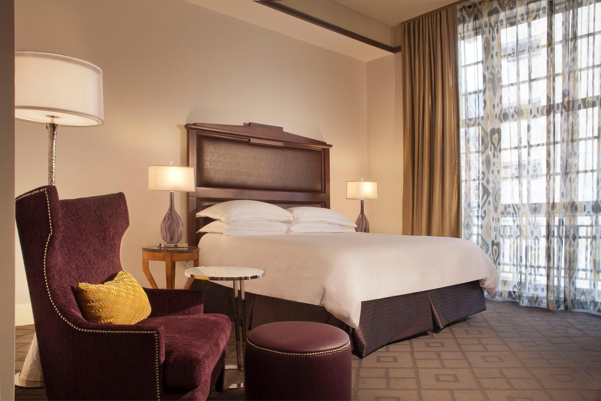 The Ashton Hotel Fort Worth