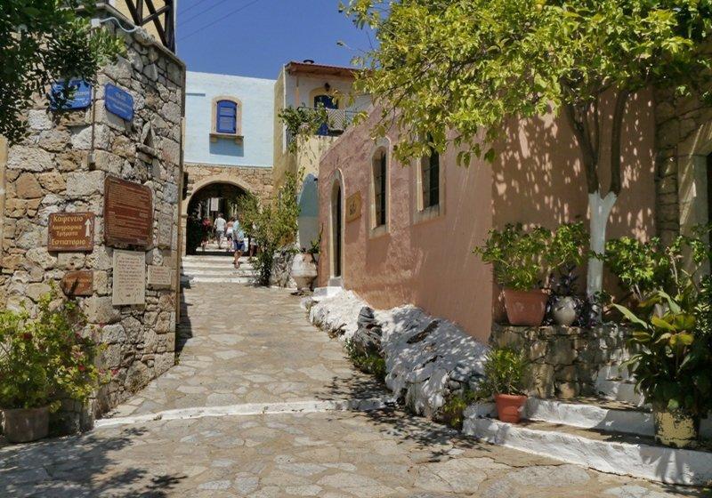 Arolithos Traditional Cretan Village Hotel