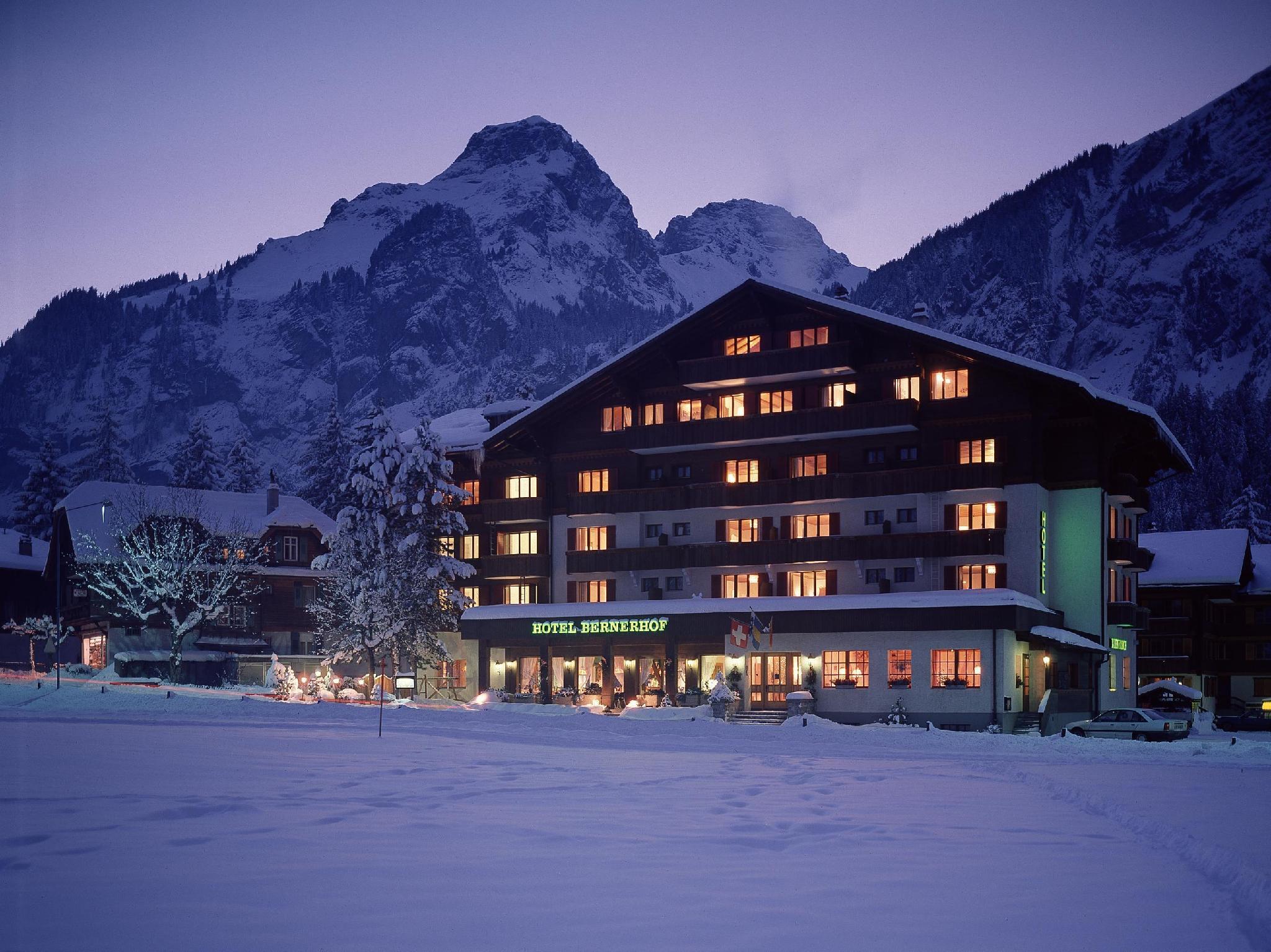 Hotel Restaurant Bernerhof Kandersteg