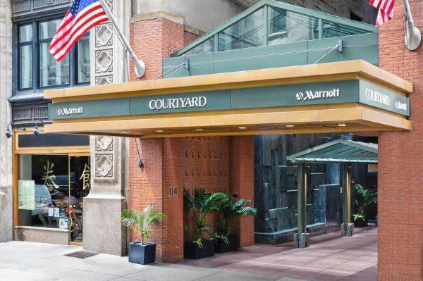 Courtyard New York Manhattan Times Square New York