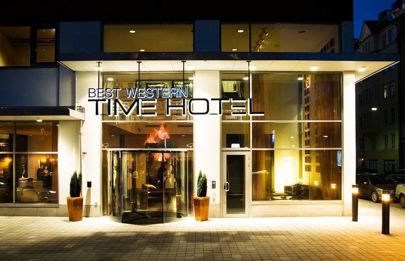 Best Western Plus Time Hotel