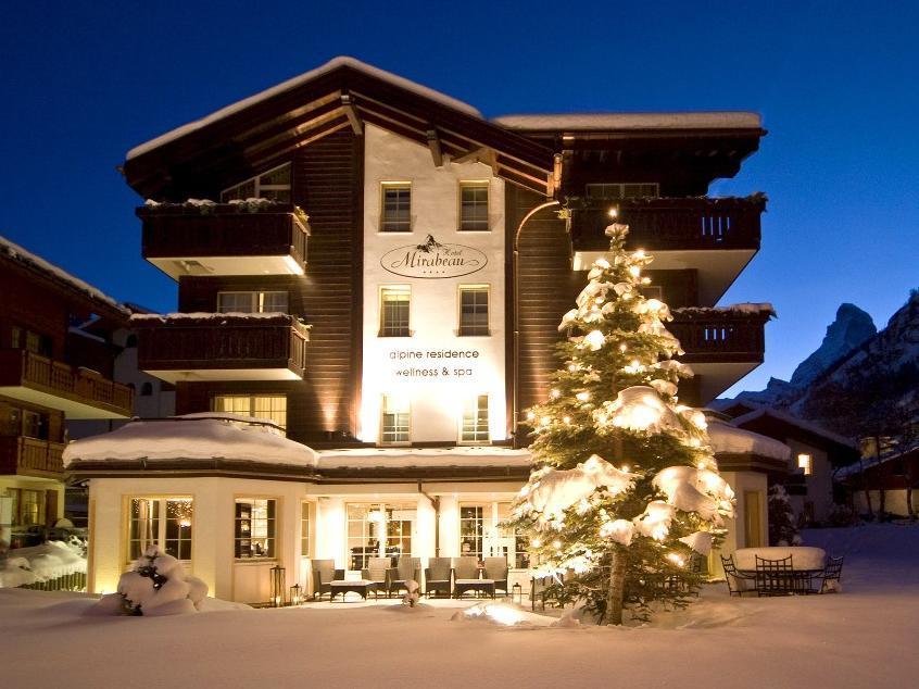 Le Mirabeau Hotel And Spa