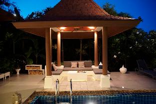 [カオタオ]ヴィラ(205m2)| 3ベッドルーム/2バスルーム Designer Villa: 3BR, Mountain View, 5 min to Beach