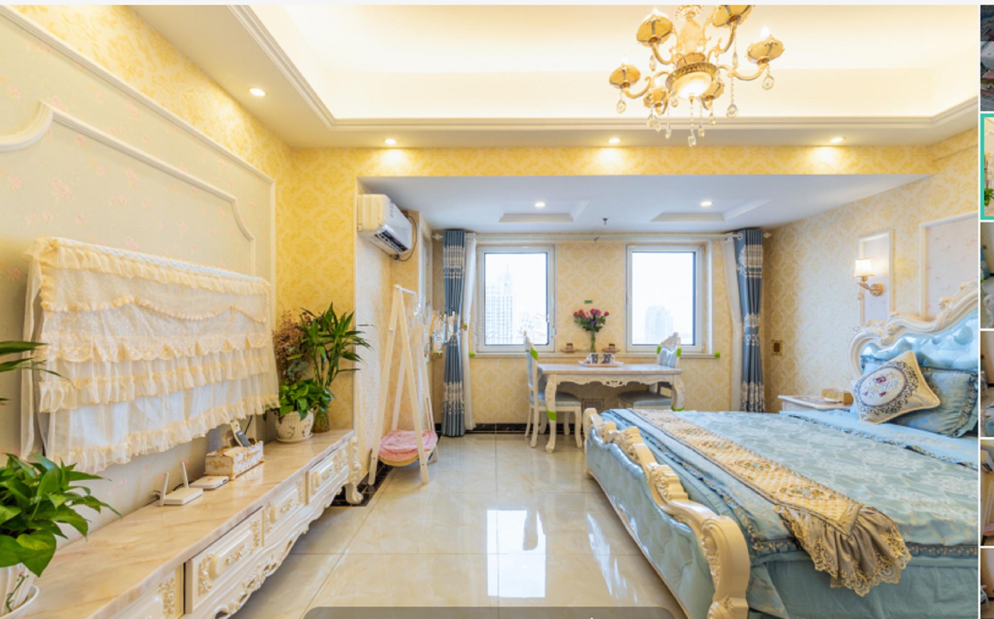 Yantai Wanda Haiwei Seaview Hotel Apartment